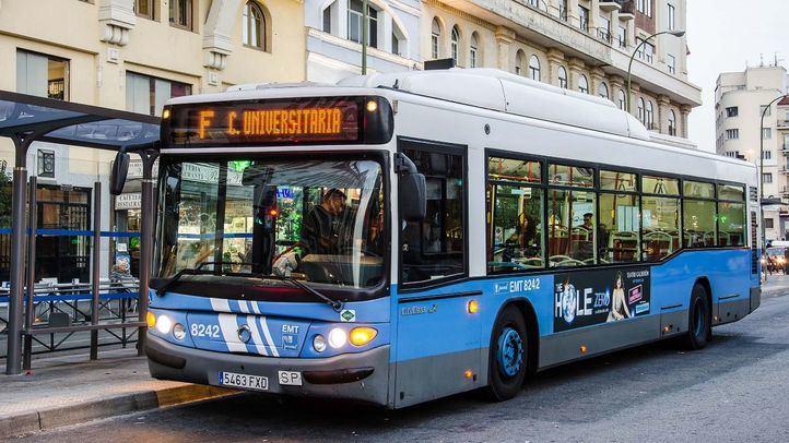 Hasta un 20% más de autobuses en 12 líneas