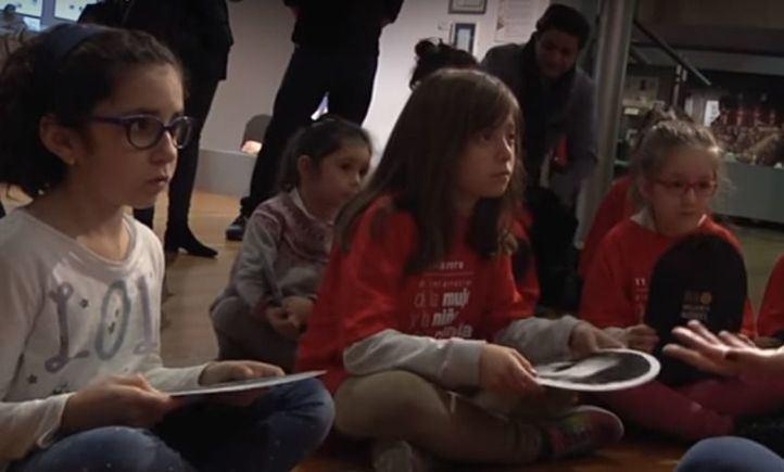 Mujeres con Nobel: una visita para los más pequeños
