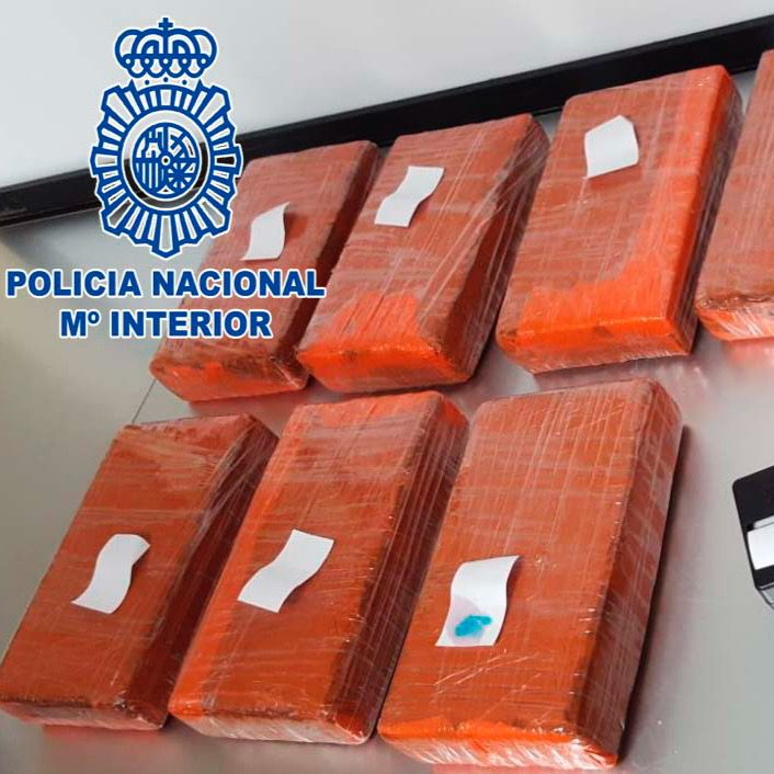 Detenidos por introducir droga desde Colombia