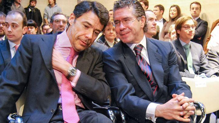 Granados dice que hubo una campaña 'paralela' para Aguirre con dinero de la Comunidad