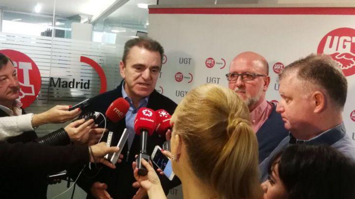 UGT y PSOE-M quieren que la región pague el mantenimiento de Cercanías