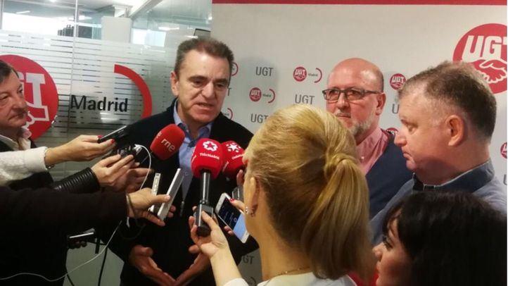 PSOE-M y UGT piden al Gobierno el mantenimiento de Cercanías