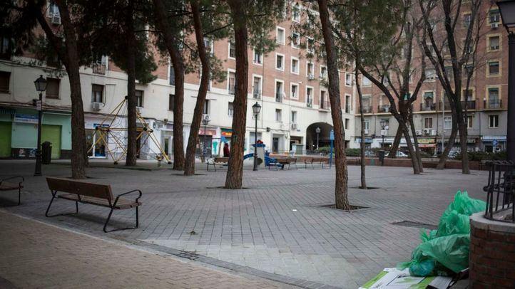 Plaza de Rutilio Gacís.