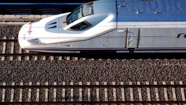 Tren S-102 de Renfe.