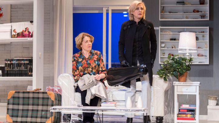 La comedia 'El reencuentro' puede disfrutarse en el teatro Maravillas.