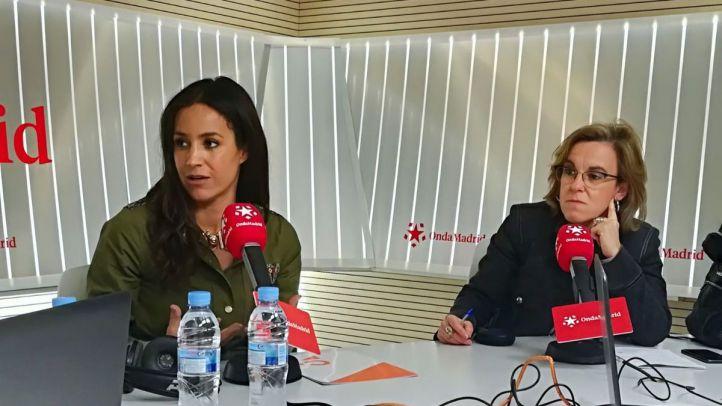 Villacís y Causapié, unidas contra la violencia de género