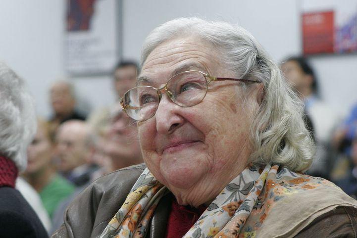 Josefina Samper, exmilitante del PCE.