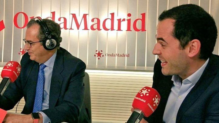 Enrique Ossorio e Ignacio Aguado, en Com.Permiso.