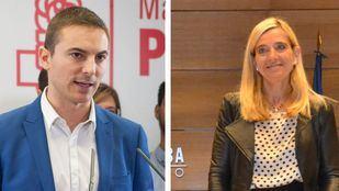Juan Lobato, regidor de Soto del Real, y Mariola Vargas, alcaldesa de Collado Villalba, debaten en Com.permiso.