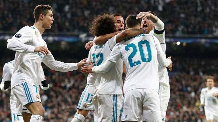 El Real Madrid deja tocado al PSG en San Valentín