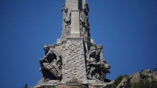 Las 'goteras' del Valle de los Caídos: dos millones en cinco años