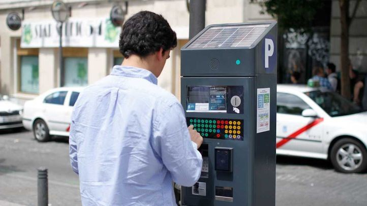 Nuevos parquímetros y nuevas formas de pago del SER inteligente.