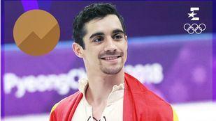 Javier Fernández, patinador artístico