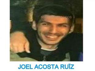 Desaparecido un joven en Campo Real