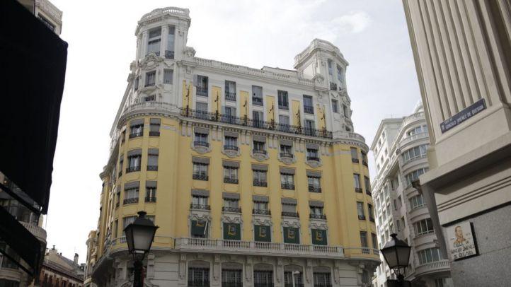 El jugador de fútbol Cristiano Ronaldo ha comprado el edificio para abrir un hotel