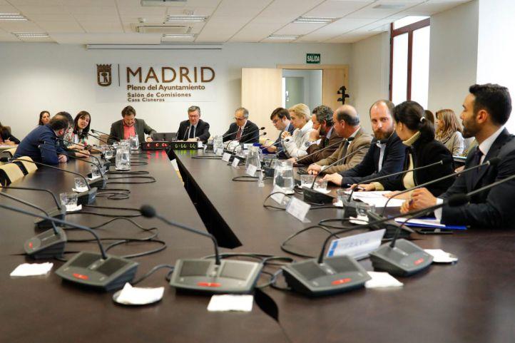 Constituida la comisión de BiciMAD, que empezará el 6 de marzo