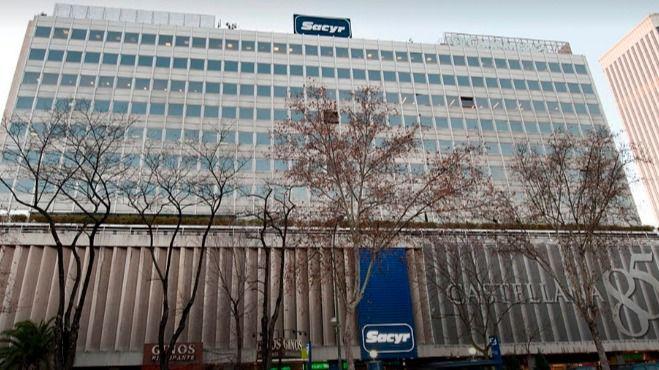 El 95,86% del capital de Sacyr cobra el dividendo flexible en acciones