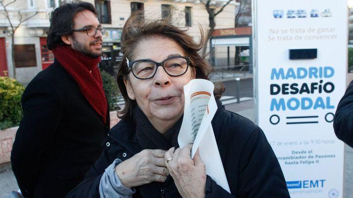 Inés Sabanés y Álvaro Fernández Heredia.