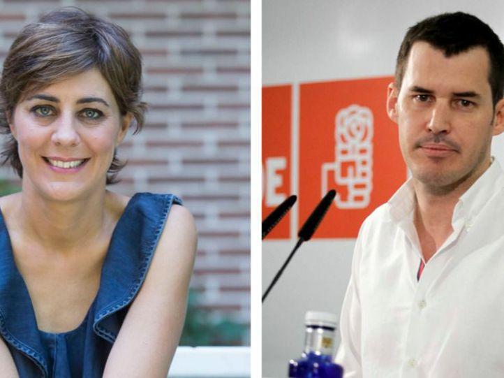 Lorena Ruiz-Huerta y Juan Segovia esta tarde en Com.Permiso, de Onda Madrid.