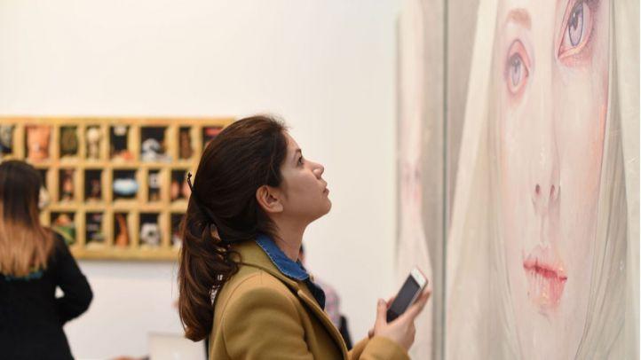 Feria de arte moderno, Art Madrid 2018.