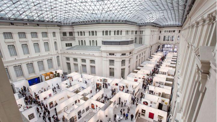 Feria Art Madrid: 34 galerías exponen sus creaciones