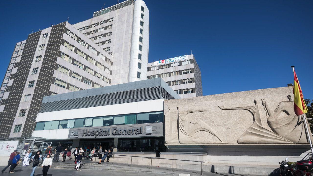 Una rotura de tuber as obliga al traslado de varios - Hospital materno infantil la paz ...