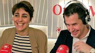 Lorena Ruiz Huerta y Juan Segovia, en Com.Permiso.