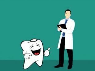 El dentista es tu amigo, no tu enemigo
