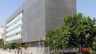 Edificio sede de la EMT.