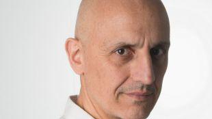 Alberto Jiménez, el actor accidentado.