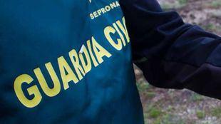 Agente del Seprona.