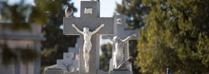 Visitas guiadas para conocer el Cementerio de la Almudena