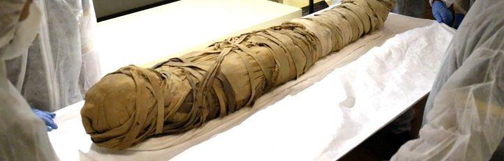 La historia secreta de las momias: la momia dorada