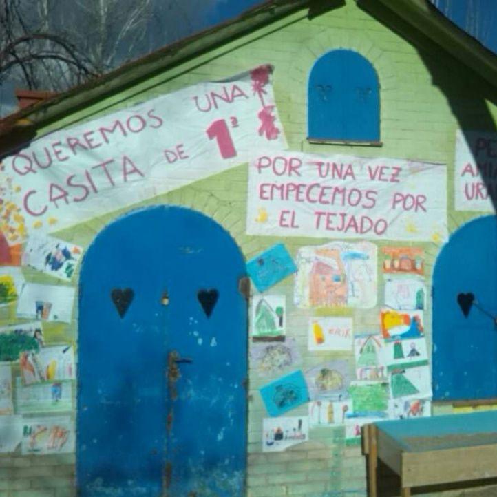La polémica por el amianto llega a un colegio de Leganés