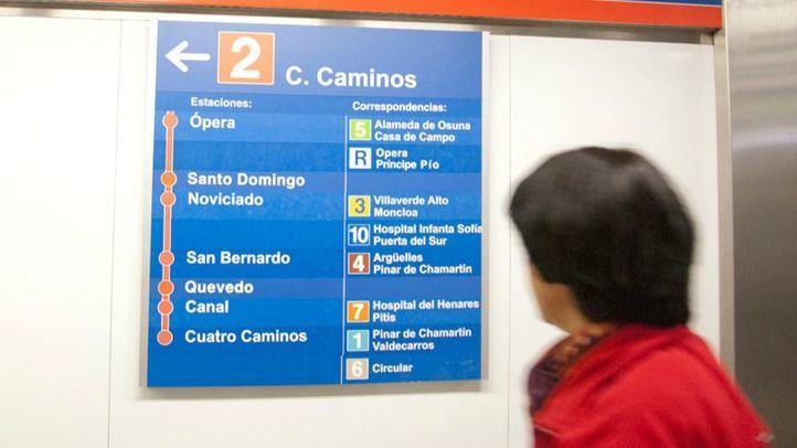 Línea 2 de Metro, ahora 'Línea 2 Vodafone'