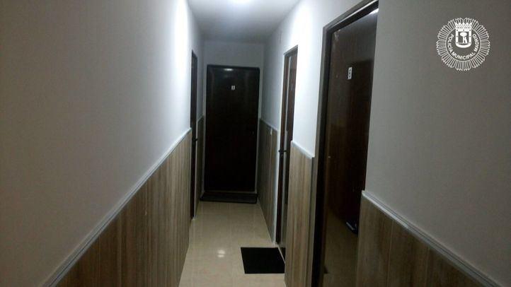 Uno de los inmuebles reformados consta de 24 apartamentos.