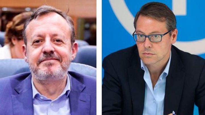 Alberto Reyero y Alfonso Serrano debatirán esta tarde en Onda Madrid.