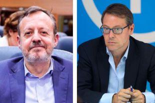 Alberto Reyero y Alfonso Serrano, cara a cara en los micrófonos de Onda Madrid