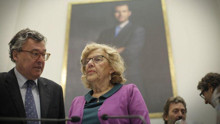 Del SER a la no dimisión de Carmena en un Pleno con 449 nombres