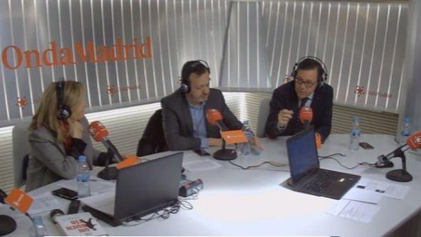 Alberto Reyero y Alfonso Serrano en Com.Permiso.