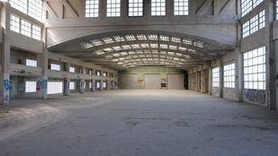 Sede de la academia de 'Fama, a bailar', en Alcalá de Henares.
