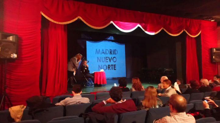 """Los vecinos piden que Madrid Nuevo Norte """"arranque"""""""