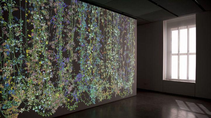 La naturaleza digital de Jennifer Steinkamp
