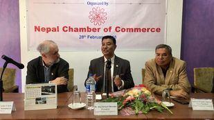 Madrid propone a Katmandú liderar la lucha contra el cambio climático en Asia