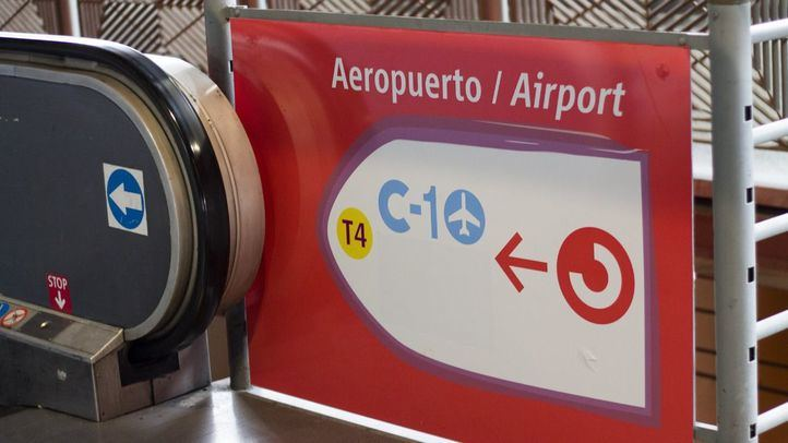 La Multi trajo consigo numerosas aglomeraciones en la estación Aeropuerto T1-T2-T3.