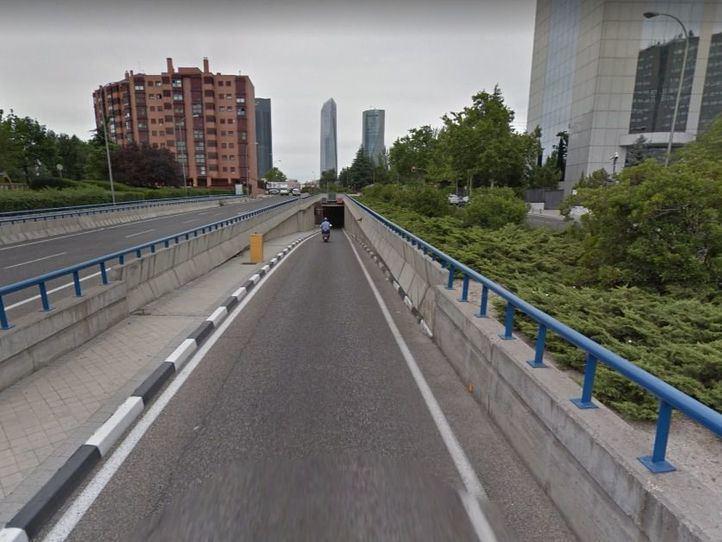 Caos en la movilidad: la lluvia cierra seis túneles de la capital