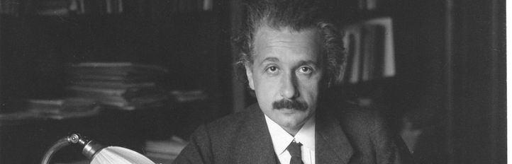 La visita de Einstein a España