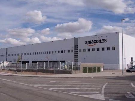 Los empleados de Amazon empiezan las movilizaciones