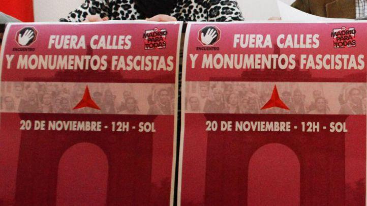Admitido un recurso contra el cambio de nombre del Paseo de Muñoz Grandes