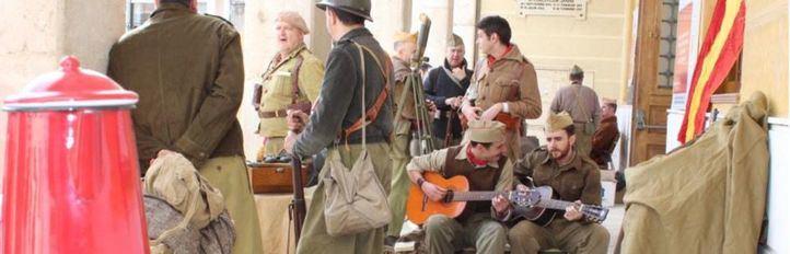 La batalla del Jarama, en vivo en Morata de Tajuña